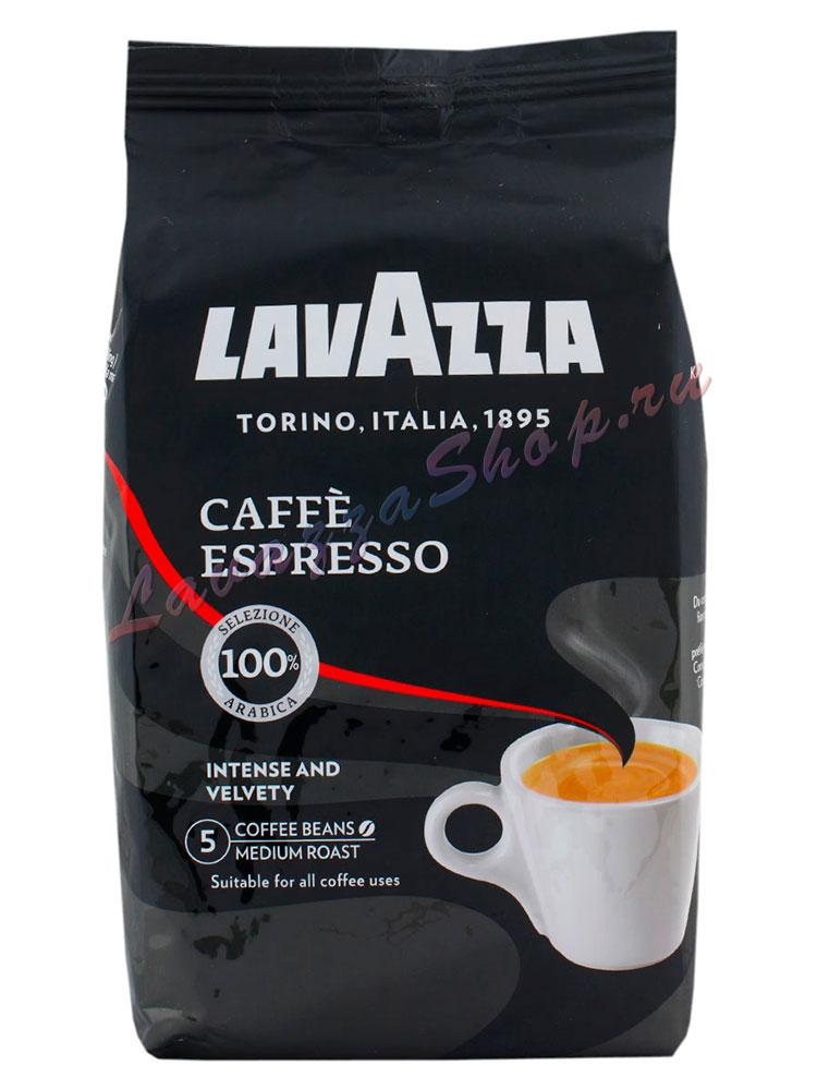Кофе Lavazza ( Лавацца) в зернах Espresso