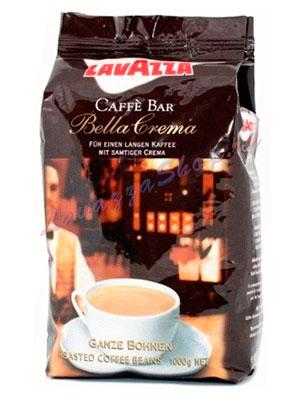 Кофе Lavazza (Лавацца) в зернах Bella Crema