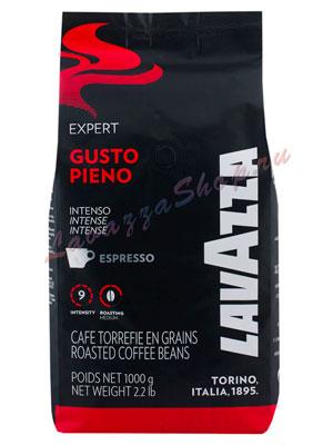 Кофе Lavazza в зернах Espresso Vending Gusto Pieno 1 кг