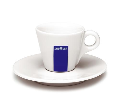 Чашка lavazza для каппучино 125 мл
